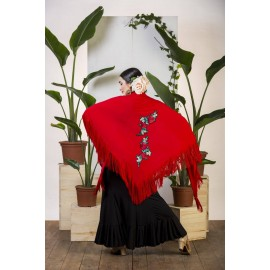 Flamenco Mantón Jimena