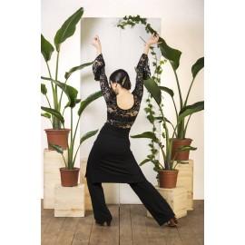 Flamenco Hosen mit Rock Argel