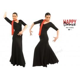 Flamencokleid Modell E4001 maßgeschneidert