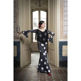 Flamenco Kleid Lei