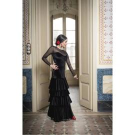 Flamenco Langes Top Madine
