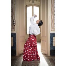 Flamenco Skirt Marmorera